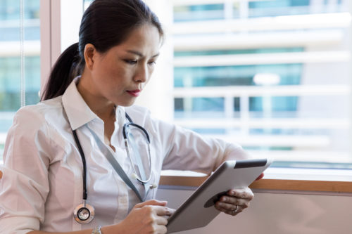 Business continuity in healthcare