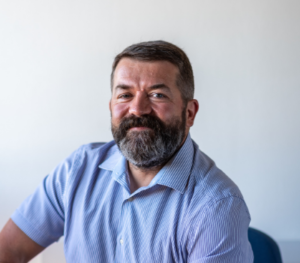 Paul Hurley, Software Engineer, ReStart